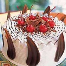 Joyful Castle Cake delivery to China