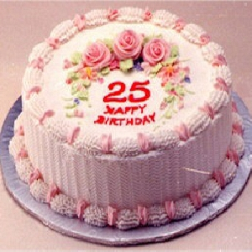 Enjoyable Pink Birthday Cake Online Cakes Delivery To China Funny Birthday Cards Online Aboleapandamsfinfo