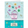 Flowering Birthday Card