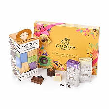 Godiva Carnival Gift Set Delivery to Latvia