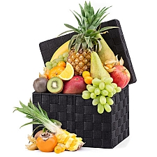 Exotic Fruit Hamper Delivery to Belgium