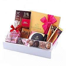 Godiva Served With Love Gifts Delivery to Cyprus
