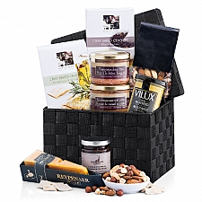 Pate and Cheese Gift Hamper Delivery to Iceland