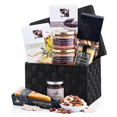 Pate and Cheese Gift Hamper Delivery to Greece