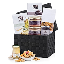 Pate and Mousse Gourmet Hamper Delivery to Belgium