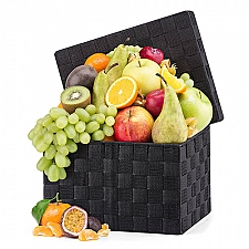 Seasonal Fruit Hamper Delivery to Belgium