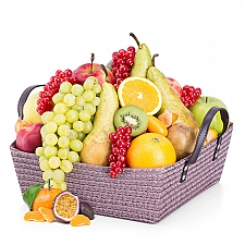 Simply Fruit Basket Delivery to Belgium