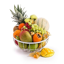 Trendy Chic Exotic Fruit Delivery to Spain