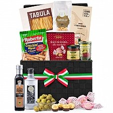 Deluxe Italian Hamper Delivery to Spain