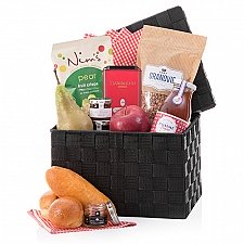 Breakfast Gift Hamper Delivery Latvia