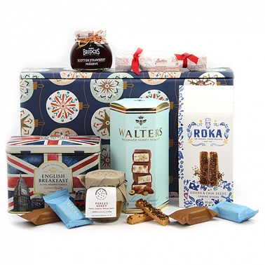 Festive Treat Hamper Delivery UK