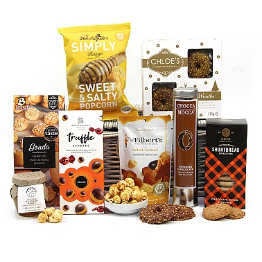 Happy Holidays Gift Basket Delivery UK