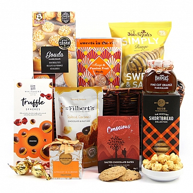 Epicurean Delights Hamper Delivery UK