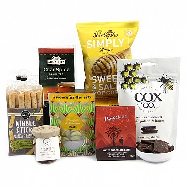 Afternoon Tea Hamper Delivery UK