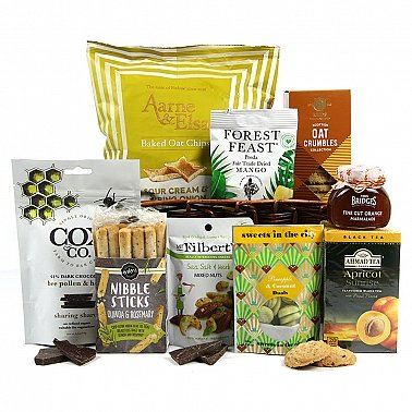 Healthy Holiday Treat Delivery UK