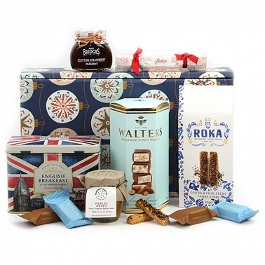 Festive Treat Hamper Delivery UK