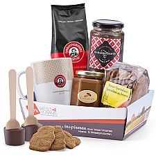 Belgian Breakfast Gift Delivery to Iceland