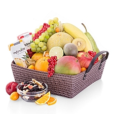 Fruit and Smoothie Gift Basket Delivery to Switzerland