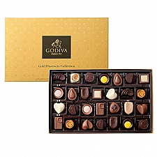 Godiva Gold 28 PCS Box Delivery to Austria
