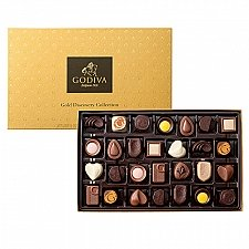 Godiva Gold Discovery Box, 28 pcs delivery to France