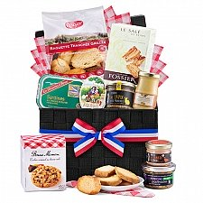 French Gourmet Picnic Hamper Delivery to Belgium