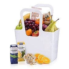 Healthy Delights Fruit and Nut Gift Bag Delivery to Switzerland