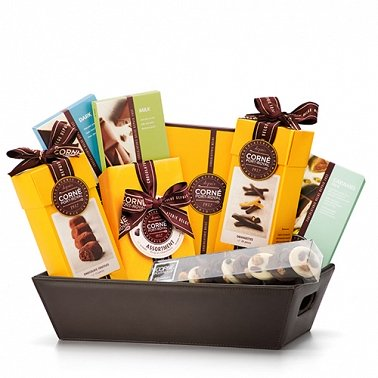 Ultimate Chocolate Hamper Delivery to Poland