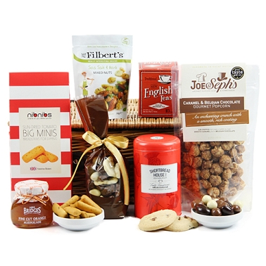 Savoury Moments Hamper Delivery to UK