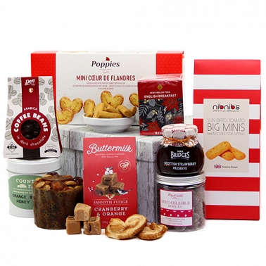 Savoury Indulgence Hamper Delivery UK