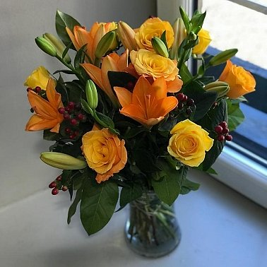 Maggie Flowers Delivery to UK