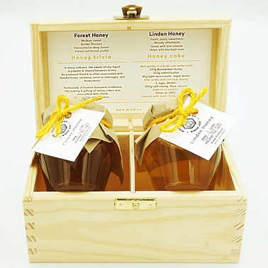 Linden Forest Honey Gift Set Delivery UK