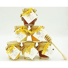 Raw Honey Gift Set of 6