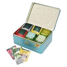 Ahmad Tea Treasure Caddy Gift Tin Delivery to UK