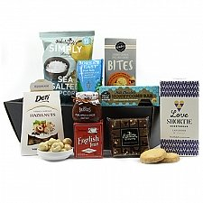 Ecstatic Savoury Hamper Delivery to UK
