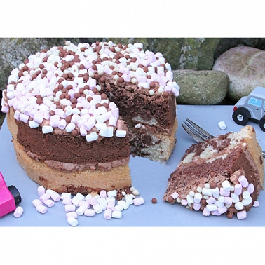 Rocky Road Cake Delivery to UK