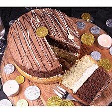 Millionaires Sponge Cake