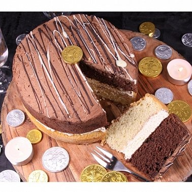 Millionaires Sponge Cake Delivery to UK