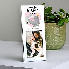 Personalised Mama Bear Photo Frame Delivery UK