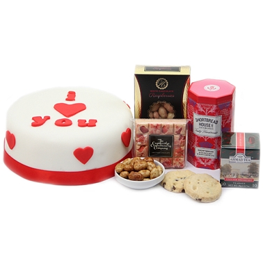 Sweet Treats From The Heart Delivery UK