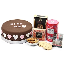 Kiss Me Hamper Delivery to UK
