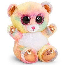 Animotsu Rainbow Rose Gold Bear Delivery UK