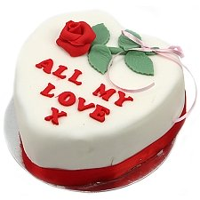 All My Love Cake Delivery to UK