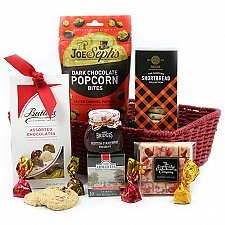 Romantic Treat Hamper Delivery to UK