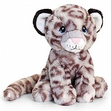 Keeleco Snow Leopard Bear Delivery UK