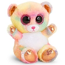 Animotsu Rainbow Rose Gold Bear Delivery UK