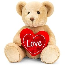 Love Chester Bear 30cm Delivery UK
