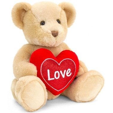 Love Chester Bear 25cm Delivery to UK