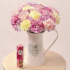 Pink Confetti Gift Set