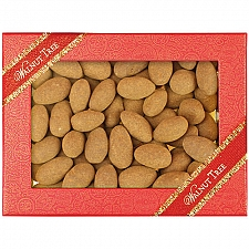 Almonds Chocolate Dusted With Cinnamon