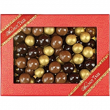 Hazelnuts Chocolate With Gold Shimmer
